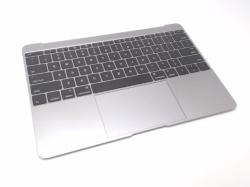 Top Case with Keyboard, Space Gray 613-01195